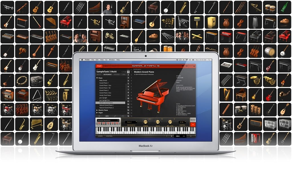 SampleTank 3 Mac