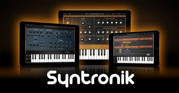 Syntronik iPad