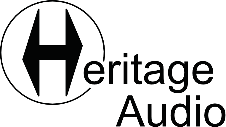 Heritage Audio Logo