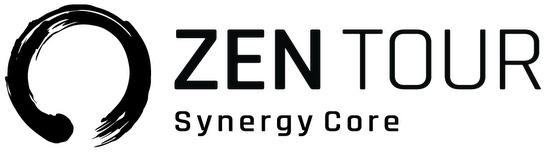ZEN TOUR logo