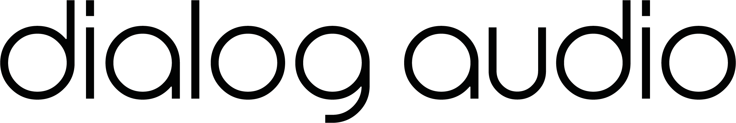 dialog audio logo
