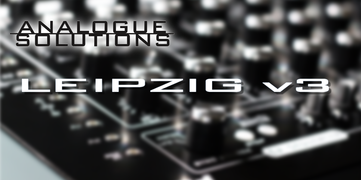 Analogue Solutions - LeipzigV3