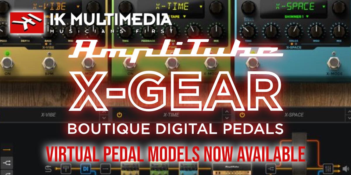 X-Gear Amplitude Featured